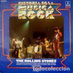 OFERTA -HISTORIA DE LA MUSICA ROCK -EDIT. ORBIS - COLECCION