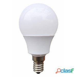Omega Bombilla LED Esferica E14 4W 320lm Calida