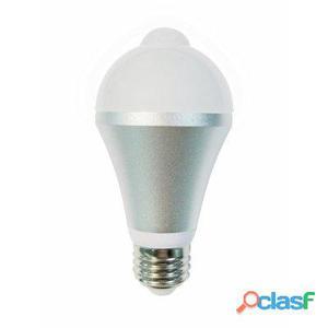 Omega Bombilla LED Sensor Movimiento E27 6W