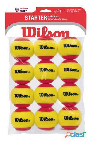 Pelotas tenis Wilson Starter Balls
