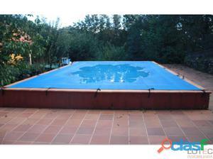 Piscina madera desmontable vigo posot class for Vendo piscina desmontable
