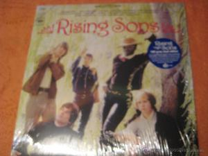 RISING SONS LP SUNDAZED TAJ MAHAL RY COODER BYRDS GRAM