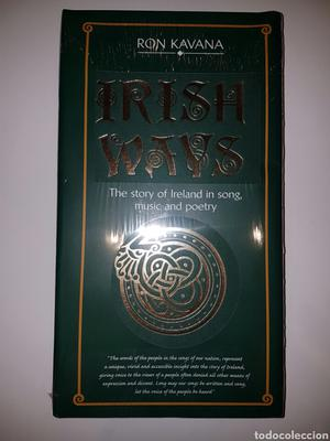 Ron Kavana - Iris Ways - The story of ireland in song, music