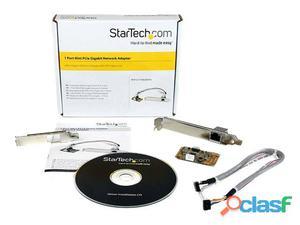 StarTech.com Mini PCI Express Gigabit Ethernet Network
