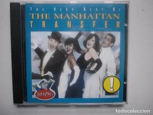 THE MANHATTAN TRANSFER. THE VERY BEST