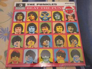 THE PUNKLES - BEAT THE PUNKLES! - LP - RE-ISSUE REMASTERED