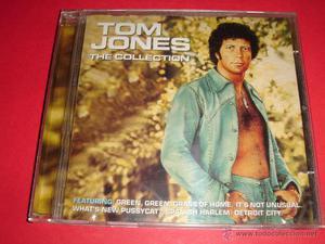 TOM JONES / THE COLLECTION / Grandes Éxitos / CD