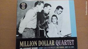 The Million Dollar Quartet JOHNNY CASH ELVIS PRESLEY CARL