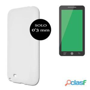 X-One Funda TPU Fino Huawei G8 Transparente