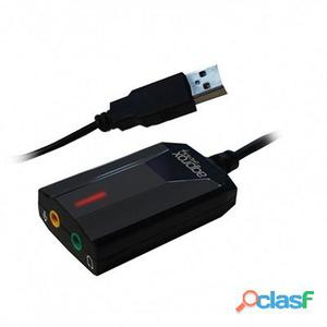 approx! Appx71 Tarj. Son. Usb 7. 1 Gaming Pc/Ps3/Ps4