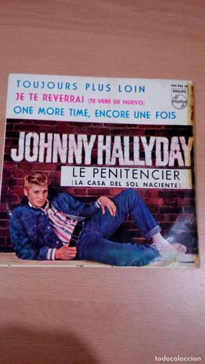 johnny hallyday - le penitencier -