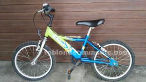 Bicicleta infantil.b.h. California