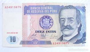 DIEZ INTIS PERU