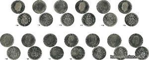 ESPAÑA, Lote Monedas de 5 Pesetas - Juan Carlos I (13