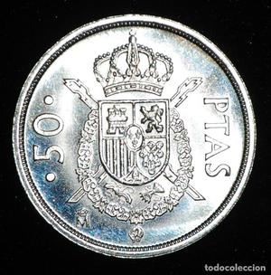 JUAN CARLOS I 50 PESETAS . ESCASA. SC