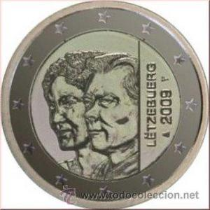 LUXEMBURGO  EUROS COMMEMORATIVOS - SIN CIRCULAR DE