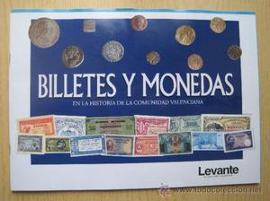 MONEDAS Y BILLETES DE LA C.V.
