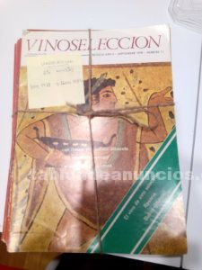 Revistas antiguas vinoselección