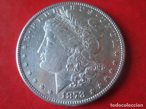 Un dollar de plata. Estados Unidos  S
