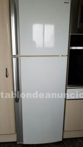 Vendo frigorífico-congelador sharp no frost, blanco