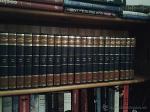 20 tomos o libros de la Nueva Enciclopedia Larousse de