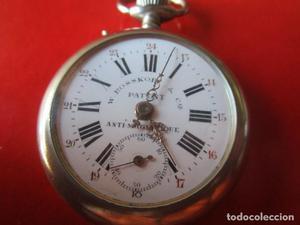 Antiguo Reloj de bolsillo marca Rosskopf
