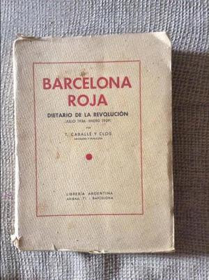BARCELONA ROJA CABALLE Y CLOS