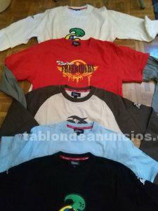 Camisetas marca el niño