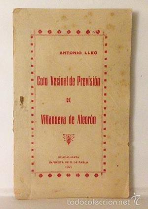 Coto Vecinal de Villanueva de Alcorón. () (Guadalajara)