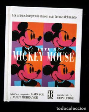 EL ARTE DE MICKEY MOUSE - Los artistas interpretan al ratón