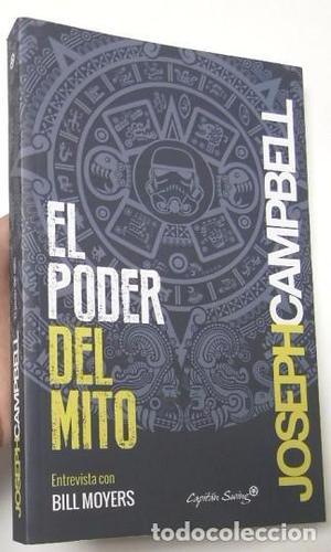 EL PODER DEL MITO - JOSEPH CAMPBELL