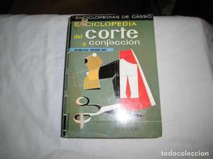 ENCICLOPEDIA DL CORTE Y CONFECCION.ANA MARIA