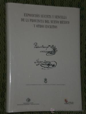 EXPOSICION SUCINTA Y SENCILLA DE LA PROVINCIA DEL NUEVO