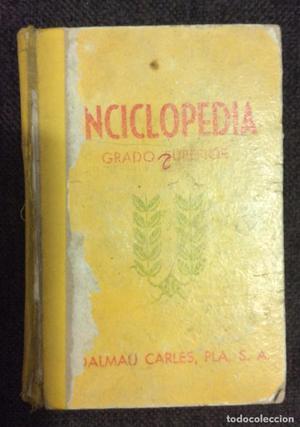 Enciclopedia de grado superior