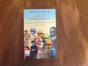 HISTORIA TORCIDA DE LA LITERATURA, JAVIER TRAITE
