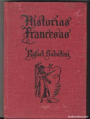 HISTORIAS FRANCESAS.