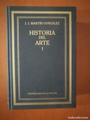 Historia del Arte, J. J. Martín González, RBA
