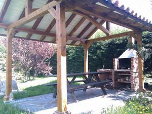Porches de madera para mobil homes ajo posot class for Porches de ocasion