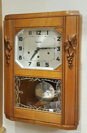 Reloj carrillón art Deco