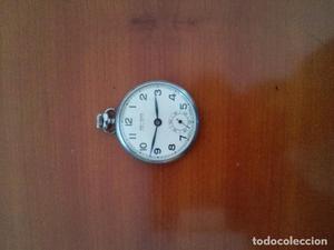 Reloj de bolsillo modelo Wolf Watch Fausto.NO FUNCIONA.