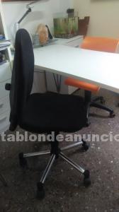 Se vende silla escritorio