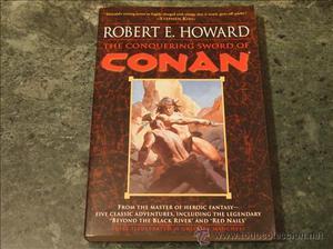 The conquering sword of Conan (Conan of Cimmeria book 3).