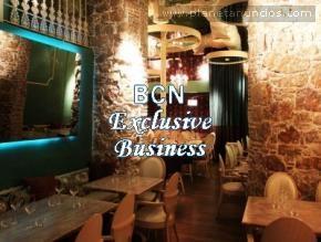 Traspaso lujoso Restaurante y Bar en el centro de la ciudad