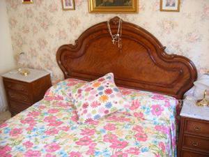 Vendo dormitorio completo estilo clásico seminuevo