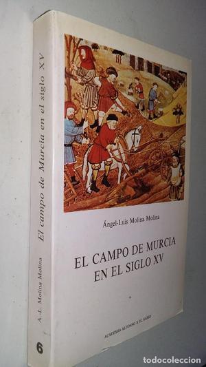 el campo de murcia en el siglo xv. Ángel-Luis Molina