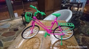 Bicicleta para Barbie o chavel