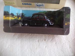 Coche Corgi. Morris Minor Saloon. . Classic vehicles