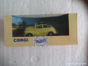 Coche Corgi. Morris Minor convertible. . Classic