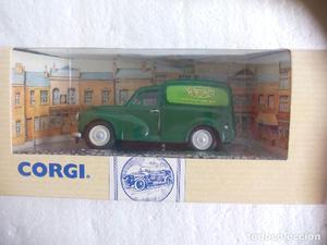 Coche Corgi. Morris  van Maidstone. Furgoneta. Classic