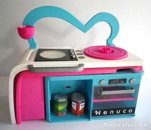 Nenuco portabebes juguetes otros famosa posot class - Cocina de nenuco ...